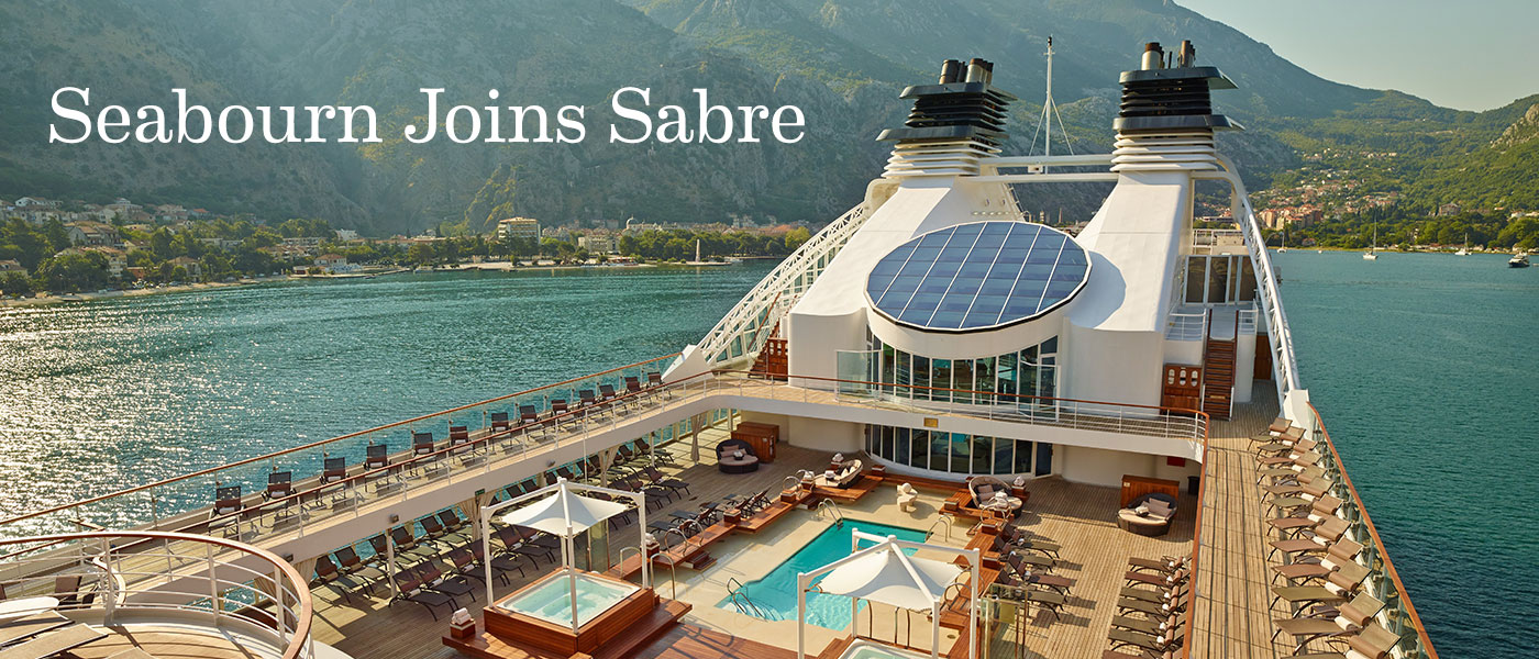 Seabourn Joins Sabre